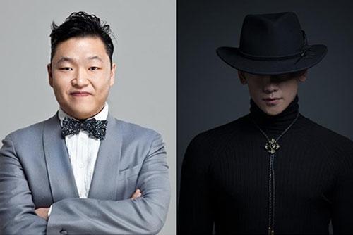 '월드 스타' 싸이·비 첫 합동 공연 개최