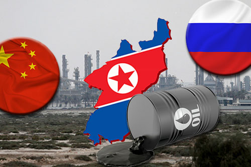 Russian Oil Exports to N. Korea Tenfold That of China's