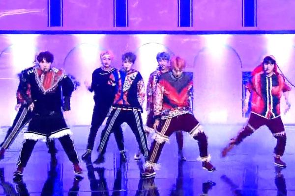 K-pop Sensation BTS Tops Billboard 200 for Second Time