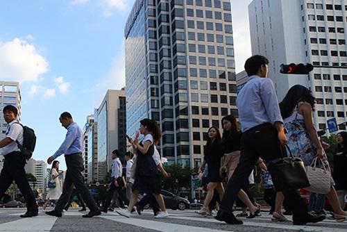 Южнокорейцы ожидают ухудшения экономической ситуации