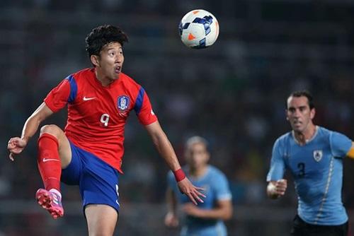 Corea gana en fútbol a Uruguay por primera vez en 36 años