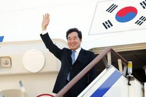 韓国首相 モンゴル・中国を歴訪