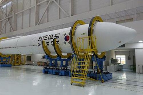Hàn Quốc phóng tên lửa thử nghiệm Nuri vào tháng 10