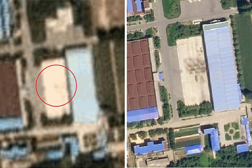 VOA: ICBM-Anlagen nahe Pjöngjang vollständig demontiert