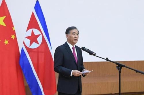 Hochrangiger chinesischer Regierungsvertreter besucht nordkoreanische Botschaft