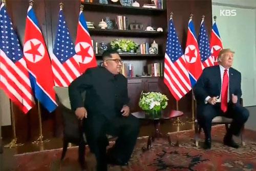 Trump rechnet bald mit Schreiben des nordkoreanischen Machthabers