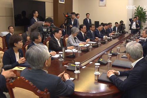 Präsident Moon schickt Sondergesandte nach China und Japan