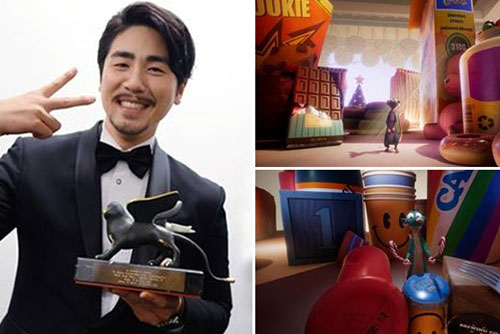 S. Korean Director's Animated Film Wins Best VR Experience Award in Venice