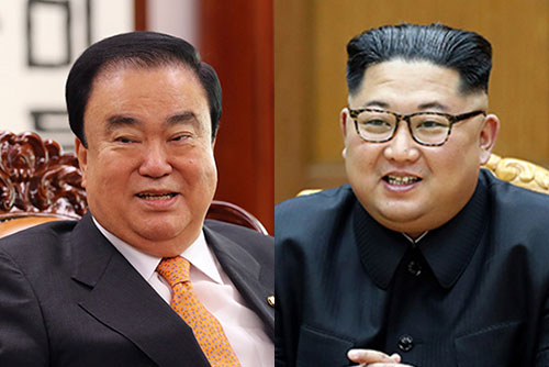 Parliamentary Speakers Decide not to Join Moon's Trip to Pyongyang