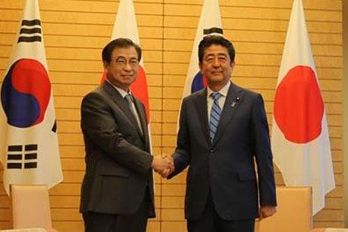 Abe zeigt Willen für Treffen mit Kim Jong-un