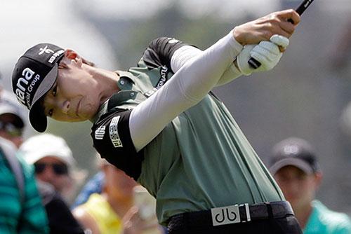 박성현, 여자골프 4주 연속 세계 랭킹 1위