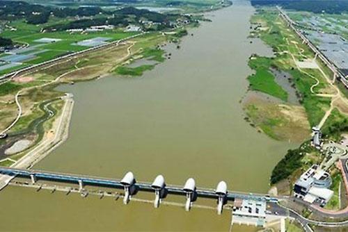 10월 한 달, 금강 보 전체 '완전 개방' …4대강 중국 최초