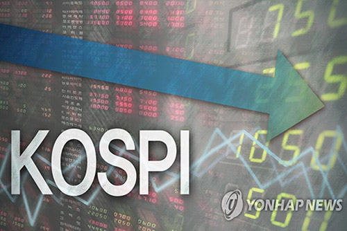 코스피, 외국인·기관 '팔자'에 하락…2,283 마감