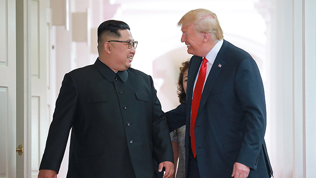 Kim Jong-un Requests Second Summit with Trump