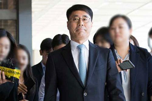 """유해용 전 연구관, '무단 반출' 대법 기밀 자료 파쇄...검찰 """"증거인멸"""""""