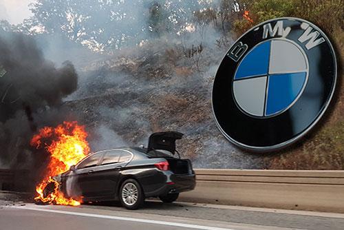 """""""BMW 화재 위험 이미 알고 있었다"""""""