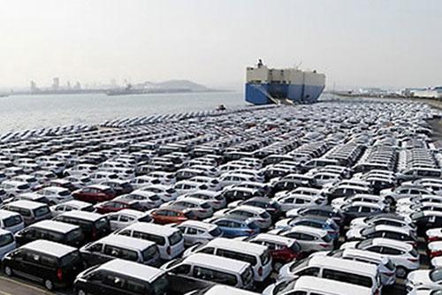 8월 자동차 내수·수출·생산 모두 증가…수출액 $28.5억