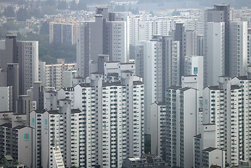Home Transactions in Seoul Lowest in 5 Years