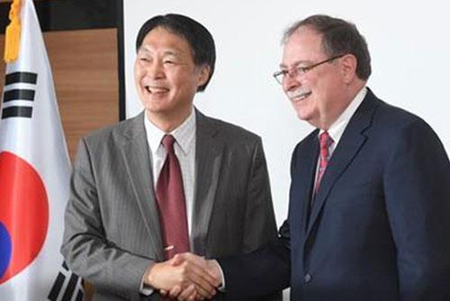 Südkorea und USA verhandeln über Aufteilung der Stationierungskosten von US-Truppen