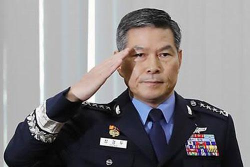 Национальное собрание РК утвердило Чон Гён Ду в должности министра обороны