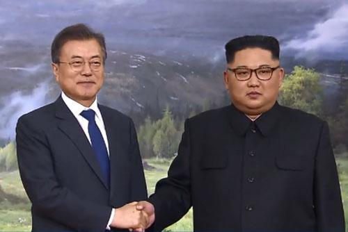 Các tổ chức dân sự cầu chúc thành công Hội nghị thượng đỉnh liên Triều