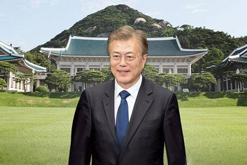 文大統領 「首相が首脳外交の一つの軸を担うよう後押し」