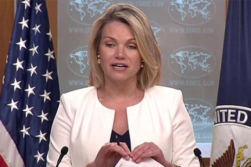 Séoul et Washington reconfirment le maintien des sanctions contre Pyongyang