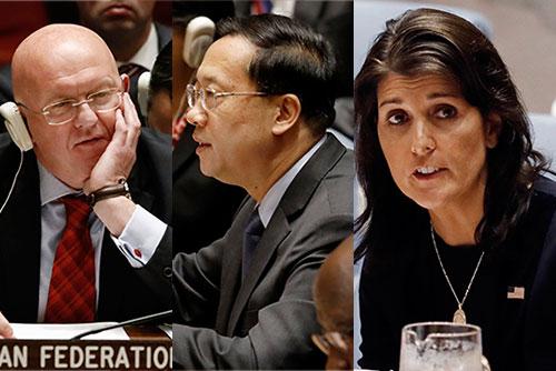 EEUU y Rusia discuten en la ONU por las sanciones contra Corea del Norte