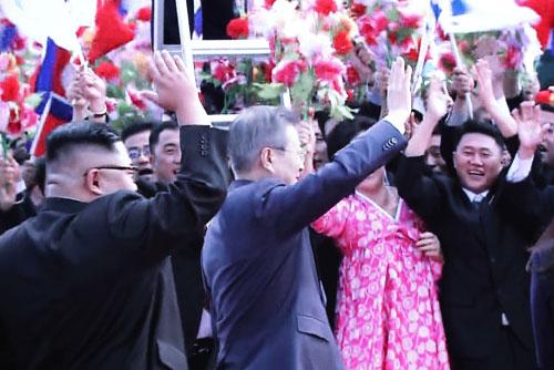Truyền thông quốc tế cập nhật nhanh thông tin về Hội nghị thượng đỉnh liên Triều