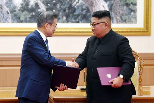 韓国政府 金正恩国務委員長のソウル訪問を検討中