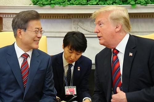 文在寅大統領、訪米へ 韓米首脳会談と国連総会