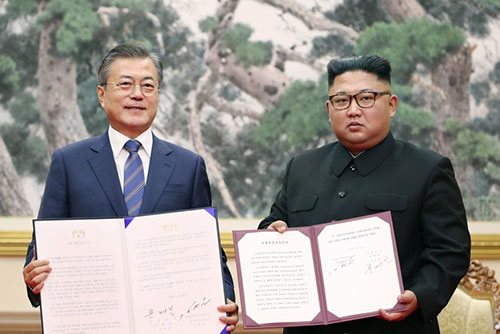 Foreign Media Assess Inter-Korean Summit