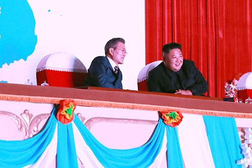 """북한 매체 정상회담 보도...""""중요문제들에 솔직 대화"""""""