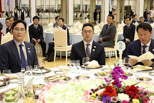 Первый день межкорейского саммита оказался насыщенным культурными мероприятиями