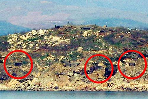 서해 적대행위중단구역 해안선 기준으론 북한 270㎞·남한100㎞