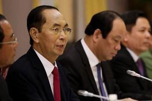 Vietnam's President Dies After Illness at Age 61