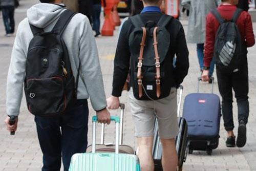 今年8月访韩外国游客人数增长26.1% 其中中国游客增长40.9%