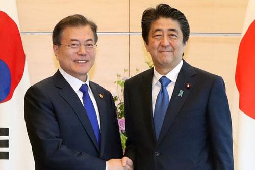 韓日 首脳会談の開催で調整中