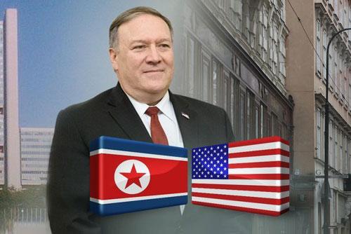 Pompeo: Diskussionen über bestimmte Nuklearanlagen Nordkoreas im Gang