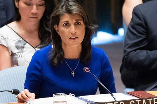 Sanksi terhadap Korea Utara akan Diteruskan hingga Denuklirisasi Sepenuhnya