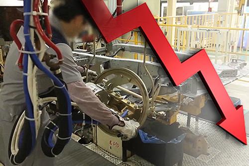 Производственный потенциал автопроизводителей РК снижается