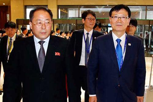 南北韩就在平壤举行《10.4宣言》纪念活动达成初步共识