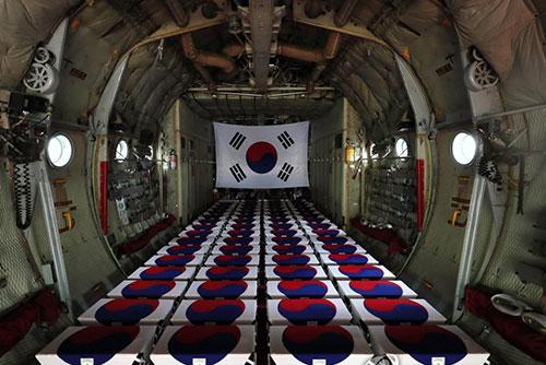 Gebeine koreanischer Kriegsgefallener von Hawaii nach Südkorea zurückgebracht