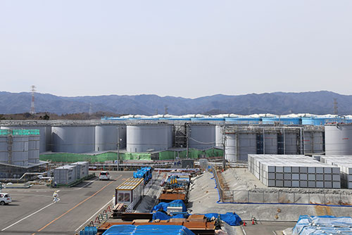 Seoul to Express Concern over Tokyo's Plan to Release Fukushima Plant Water