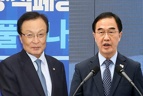 韩国访问团150余人参加平壤《10.4宣言》共同活动 赵明均等5人为代表团长