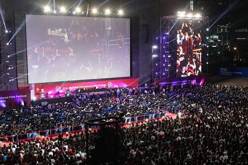 В Пусане открывается 23-ий Международный кинофестиваль