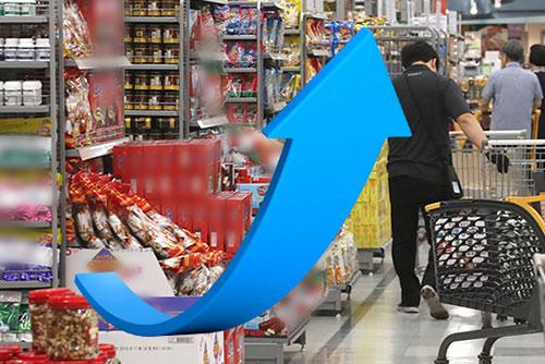 Anstieg der Verbraucherpreise erreicht Jahreshoch