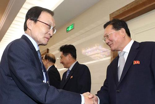 南北韩举行《10.4宣言》共同活动 商定彻底履行《平壤宣言》