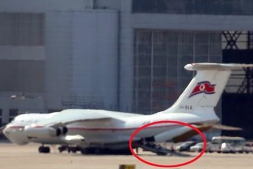 N. Korean Cargo Plane Visited Vladivostok Sunday
