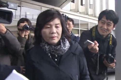 Nordkoreas Vizeaußeniministerin in Moskau eingetroffen